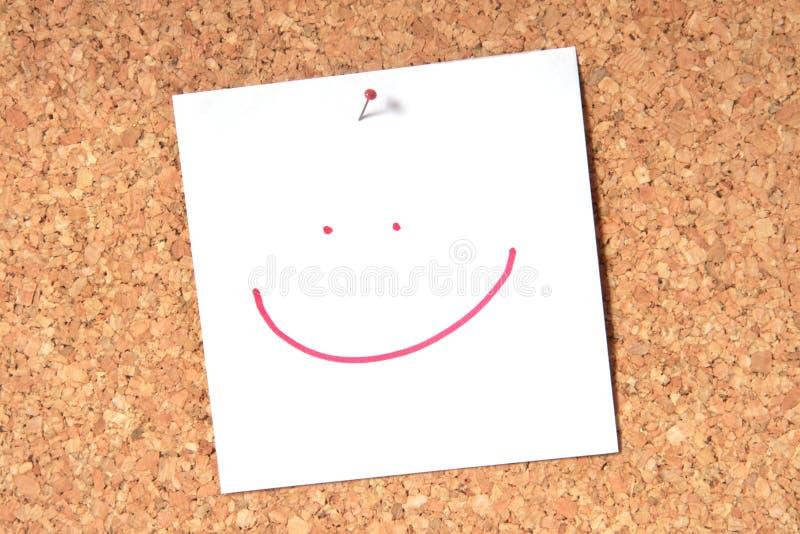 uśmiechnięta twarz zdjęcia stock