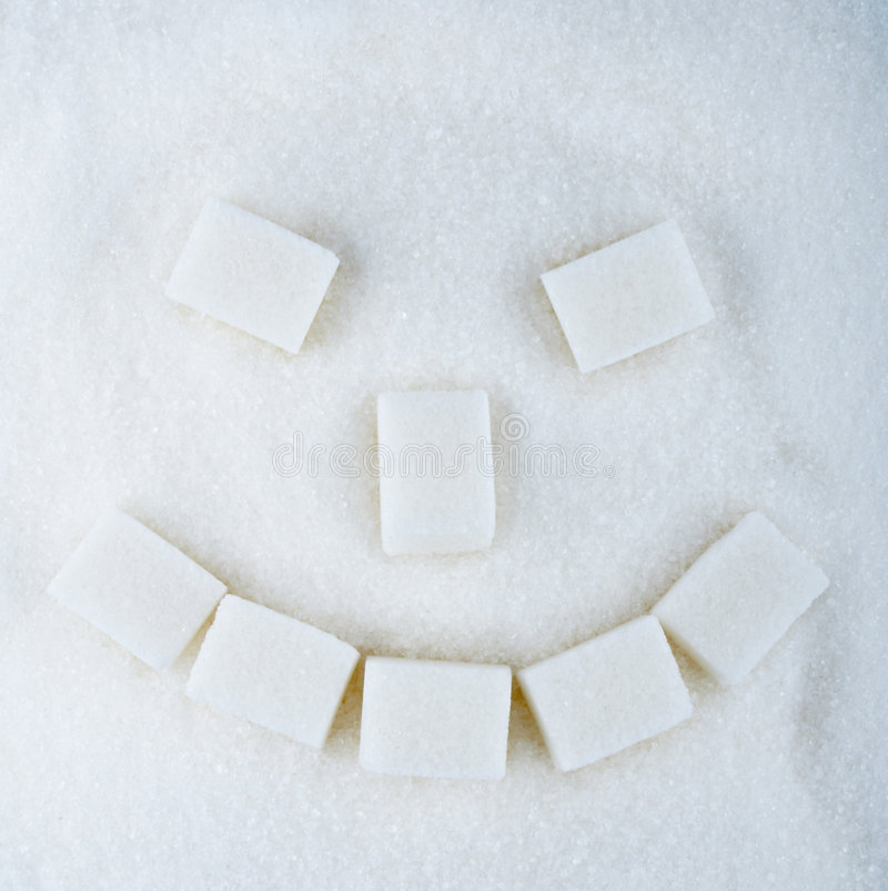 uśmiechu cukierki obraz royalty free