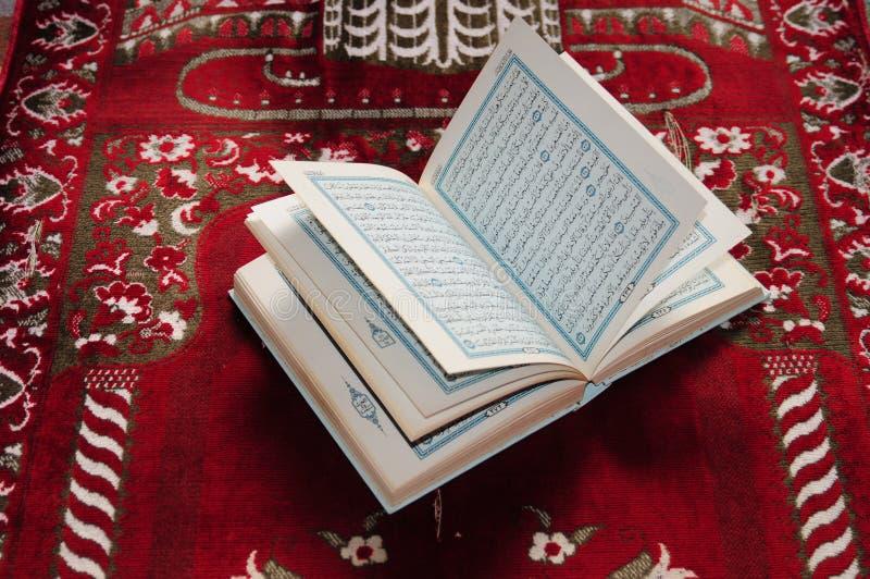uświęcony koran zdjęcie stock