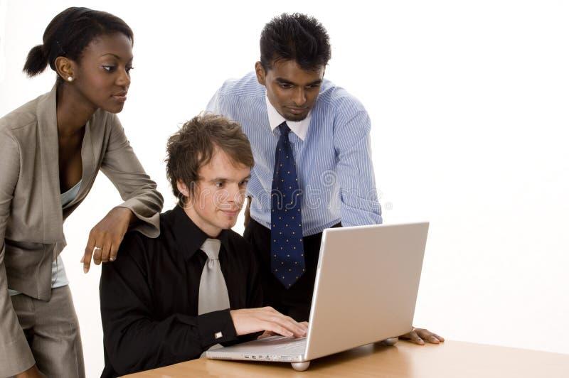 użytkownicy laptopów obrazy royalty free