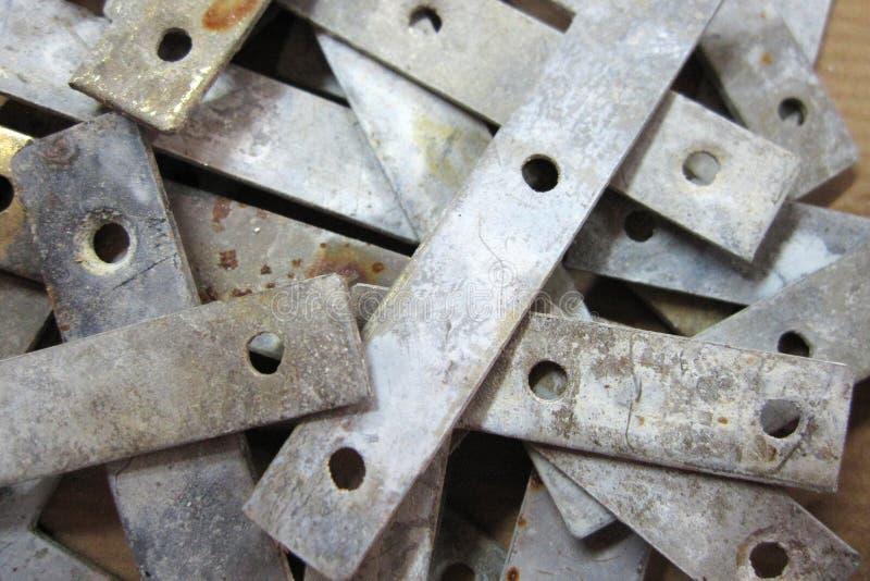 Używać żelazny kąt zdjęcia stock