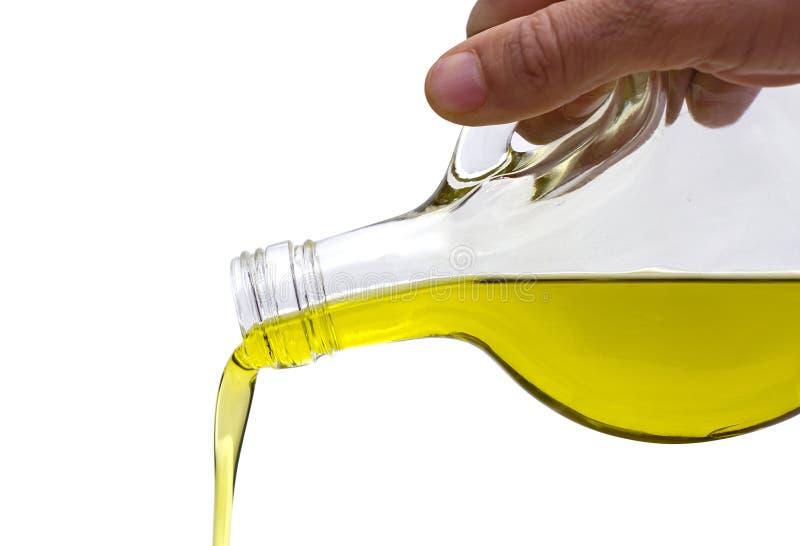 Używać oliwa z oliwek obrazy stock