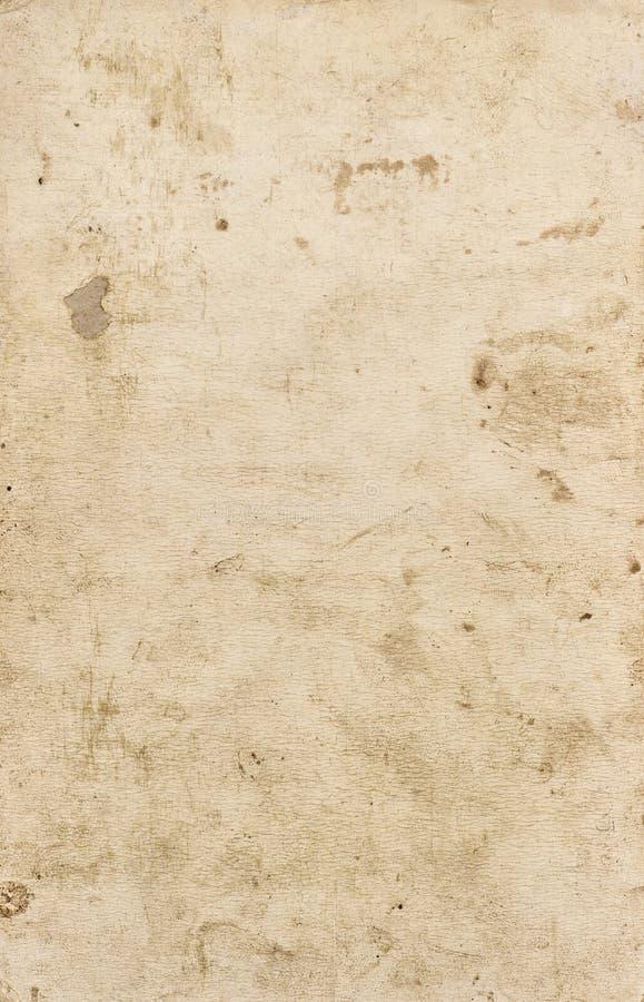 Używać papierowy tekstura rocznika kartonu tło zdjęcia stock