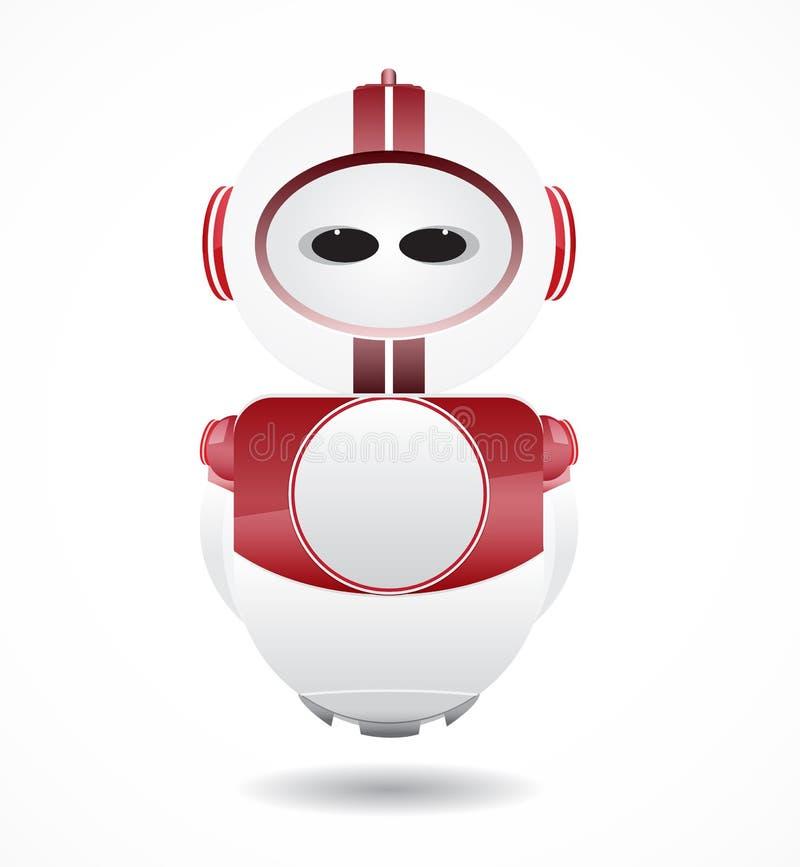 4-u机器人 库存例证