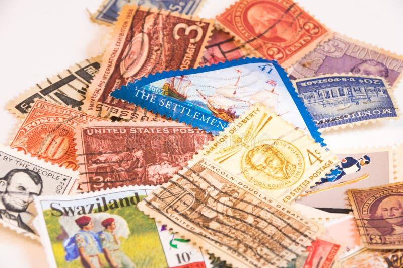 u γραμματοσήμων ταχυδρομικών τελών s στοκ φωτογραφίες με δικαίωμα ελεύθερης χρήσης