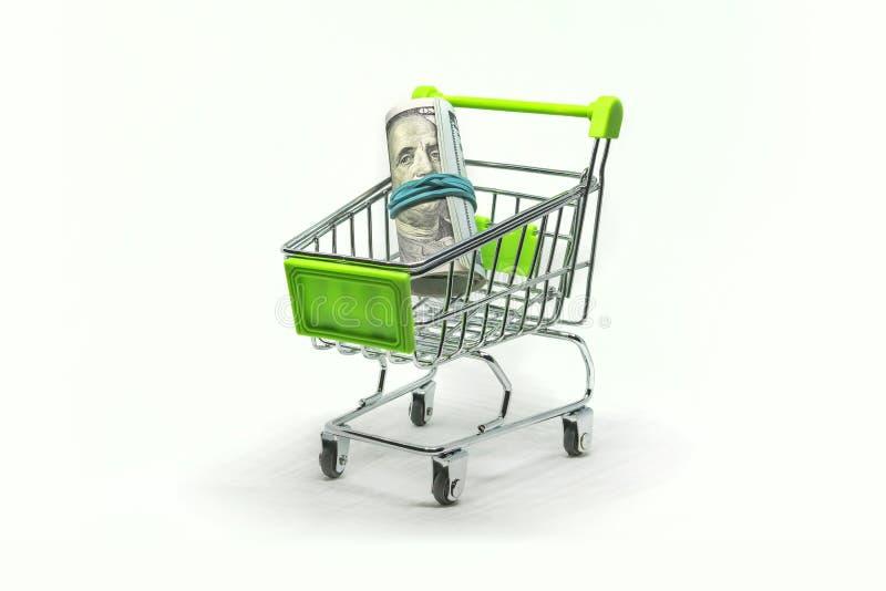 U de compra S currency imagem de stock royalty free
