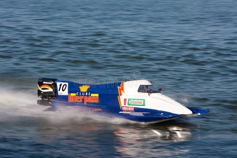 U.I.M. F1 H2O World Championship royalty free stock images