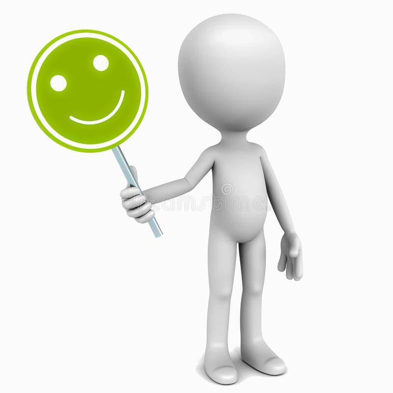 Download Uśmiech ilustracji. Obraz złożonej z uśmiech, trochę - 29060669
