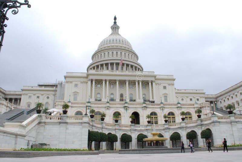 U S Капитолий стоковая фотография rf