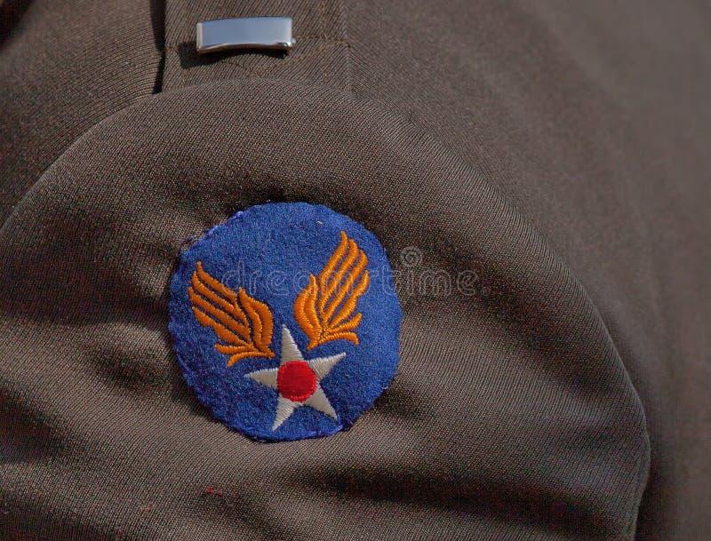 U S 军队空军权威,第70 V-E天周年 免版税库存图片
