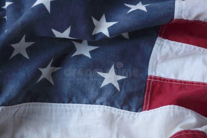 U.S. bandierina fotografie stock libere da diritti