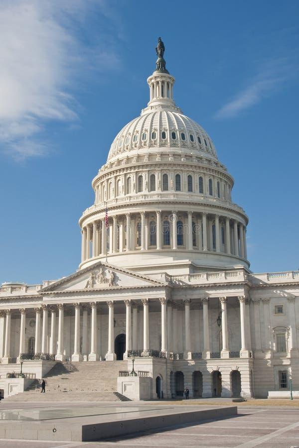 U.S.Capital imágenes de archivo libres de regalías