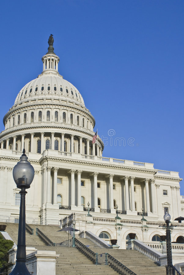 U.S.Capitol Royalty Free Stock Image