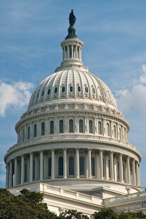 U.S. CONSTRUCTION DE CAPITOL photos libres de droits