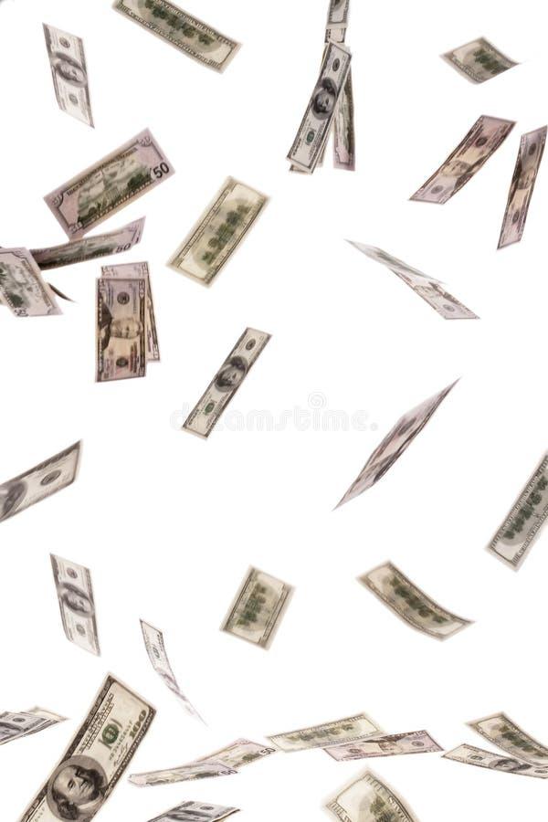 Download U.S. Dollars Bills Flying Through Royalty Free Stock Photo - Image: 14813335