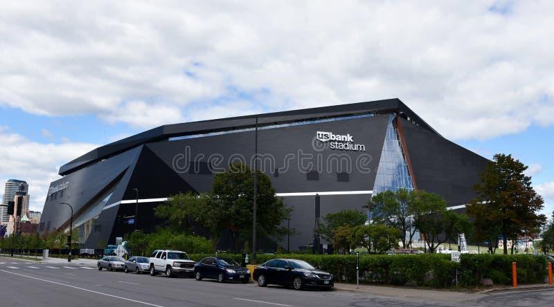 U S Estádio do banco foto de stock royalty free