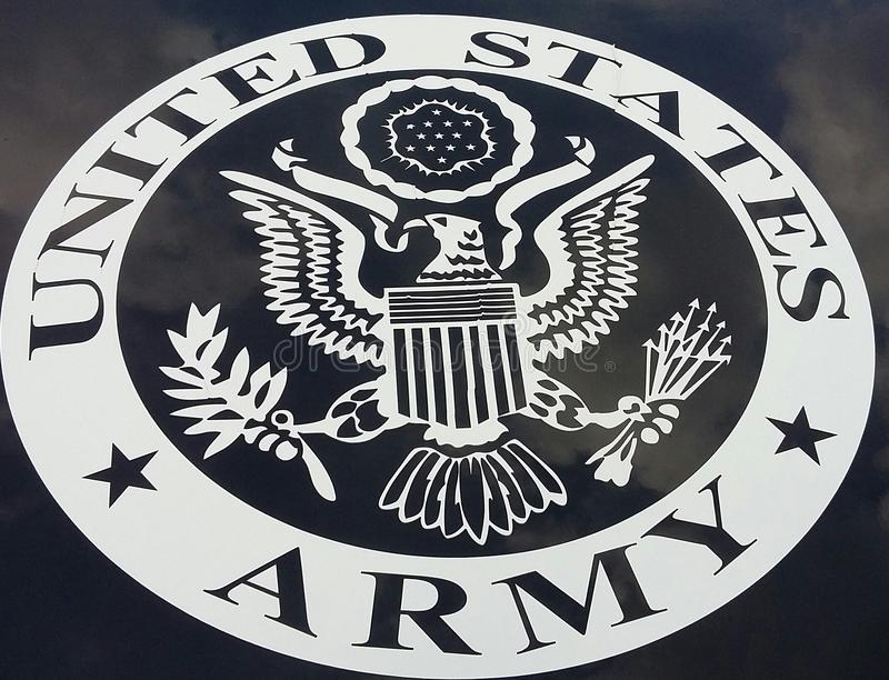U S exército fotos de stock royalty free