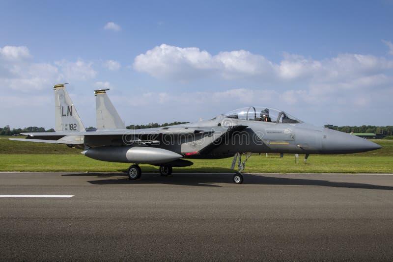 U.S.A.F.F-15 stockbilder