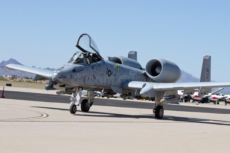 U S Facoquero de la fuerza aérea imagen de archivo