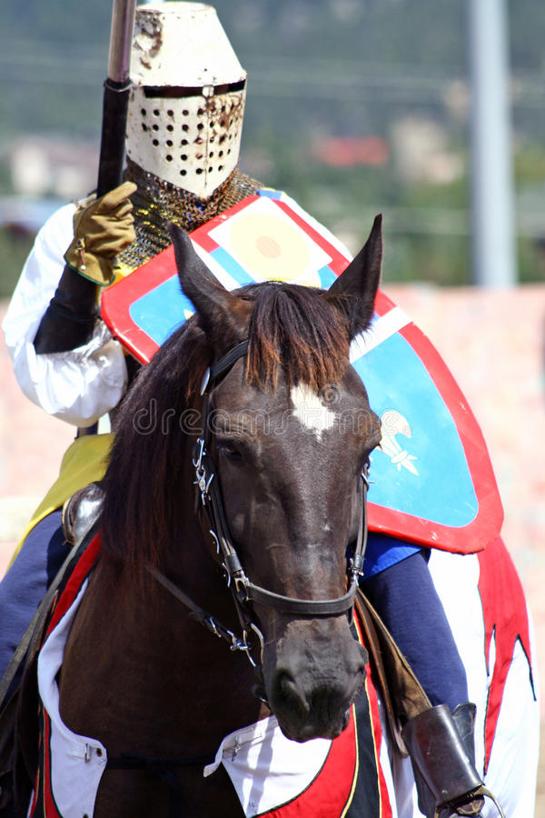 Download U.S./International Jousting Championship Editorial Stock Image - Image: 21121144