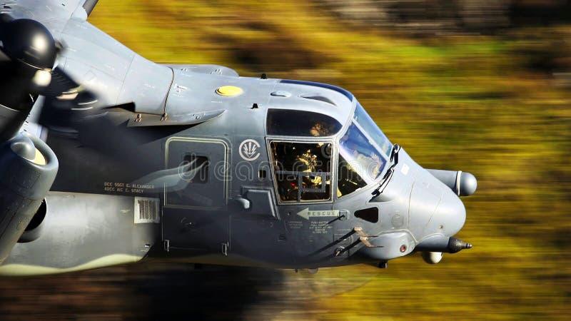 U.S. Marines, Bell Boeing V-22 Osprey stock photo