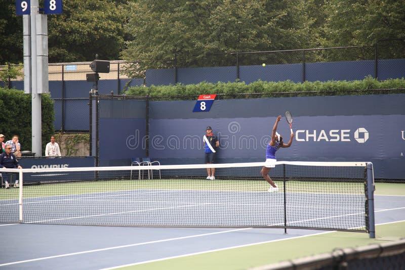 Download U.S. Open Tennis - Sloan Stephens Editorial Stock Photo - Image: 18880073