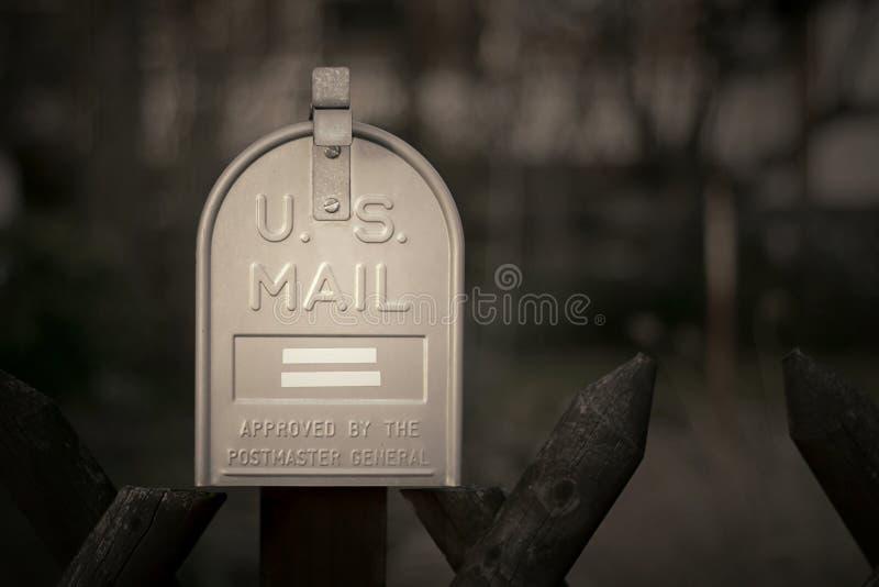 U S post lizenzfreie stockfotos