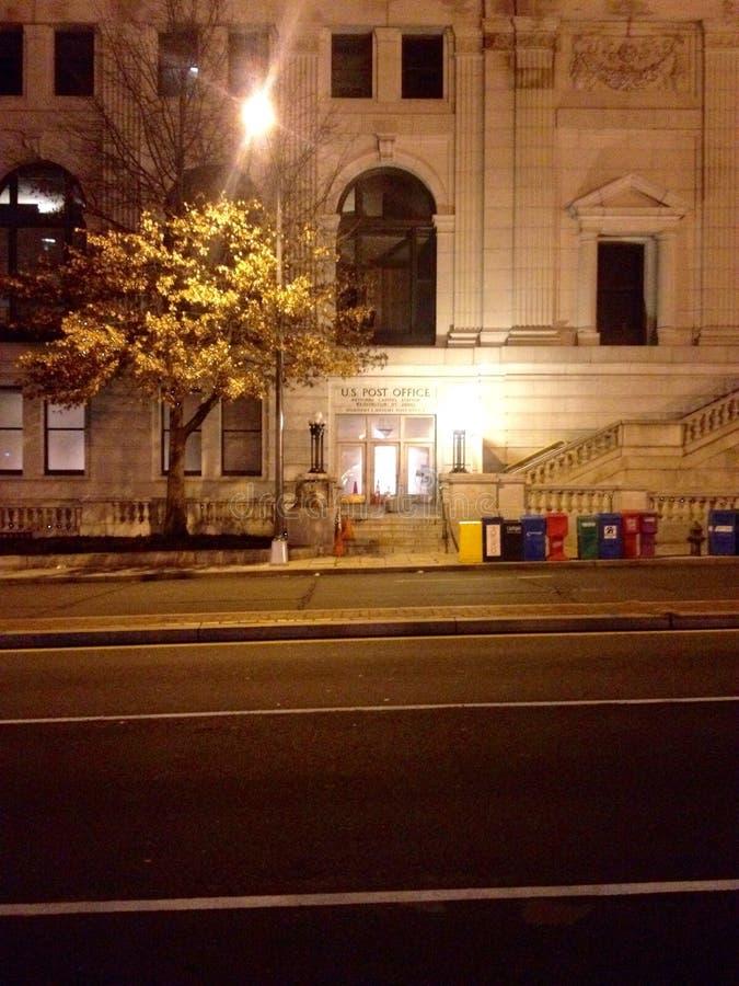 U S Postkantoor in Washington, gelijkstroom stock foto's