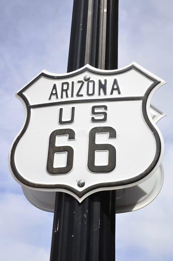 U S Route 66 royalty-vrije stock fotografie