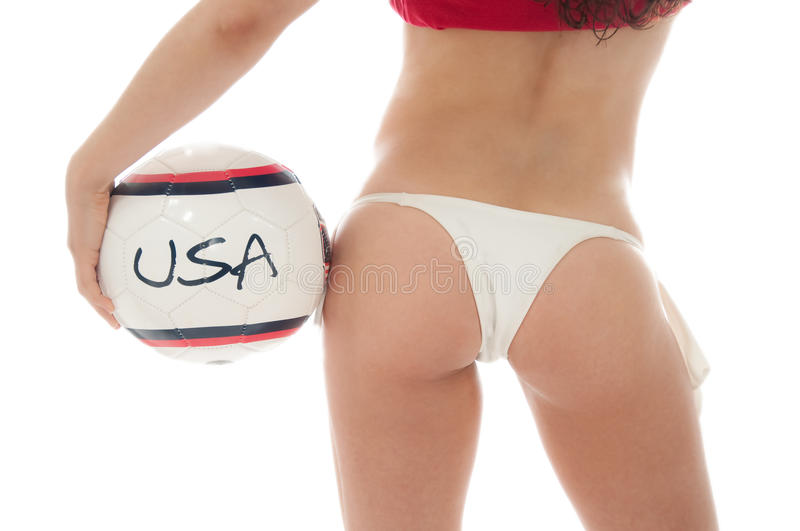 Download U.S.A Shorts stock photo. Image of lady, fitness, lycra - 17505654