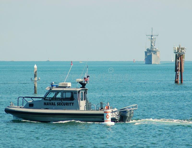 U.S. Vedette de marine images stock