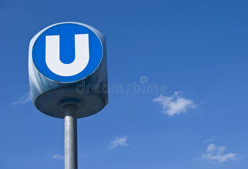 Download A U Sign Editorial Photo - Image: 9787951
