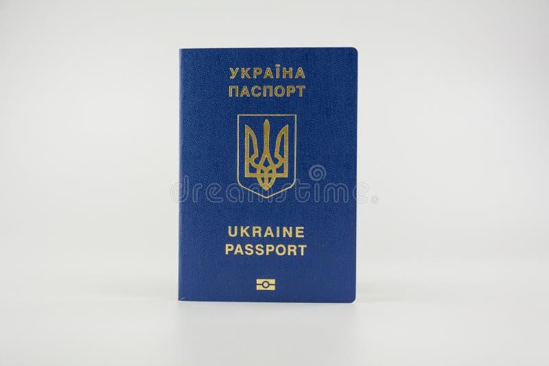 UA护照 免版税图库摄影