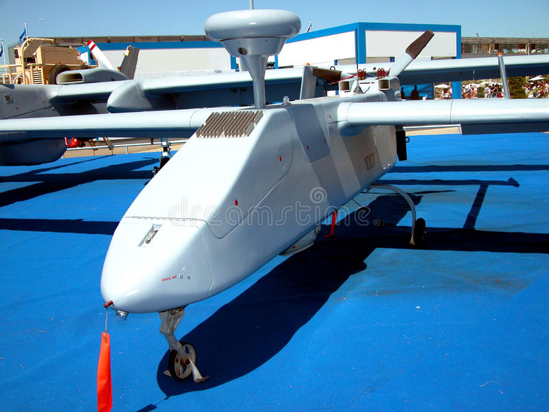 UAV - Κηφήνας στοκ εικόνα