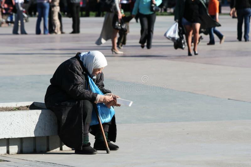 ubóstwo samotności zdjęcia royalty free