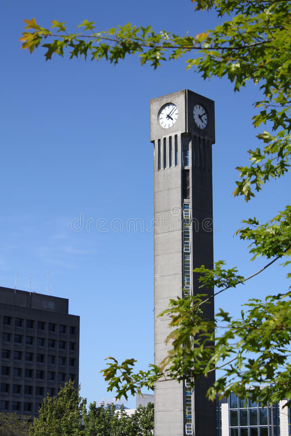 Download UBC Clocktower, Vancouver stock photo. Image of structure - 15130042