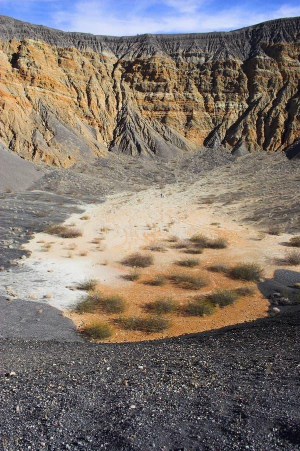 Free Ubehebe Volcano Stock Photography - 4162592