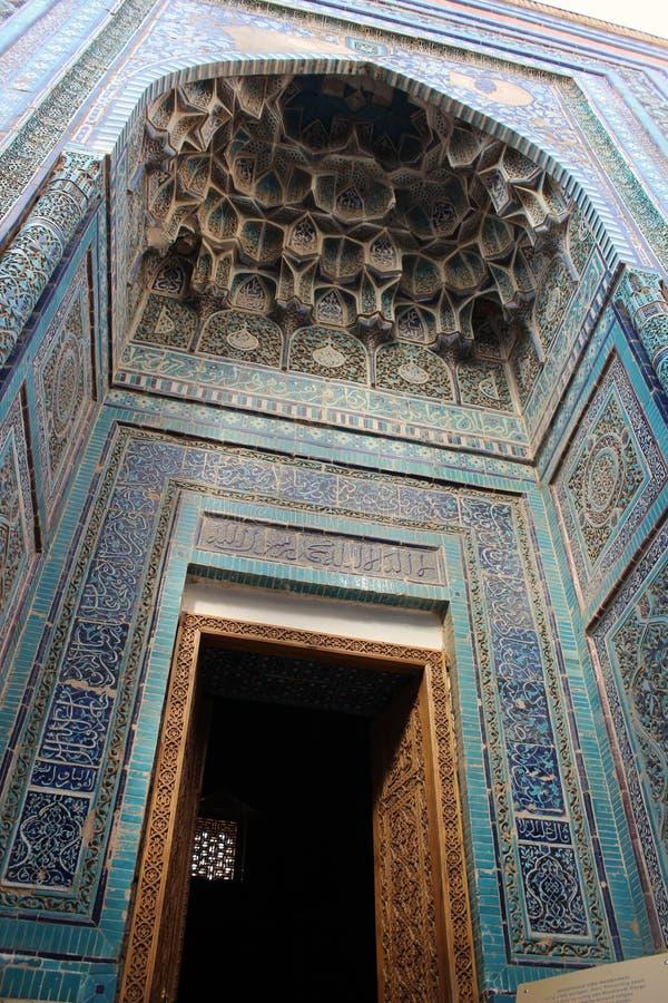 Ubekistan, Samarkand zdjęcia royalty free