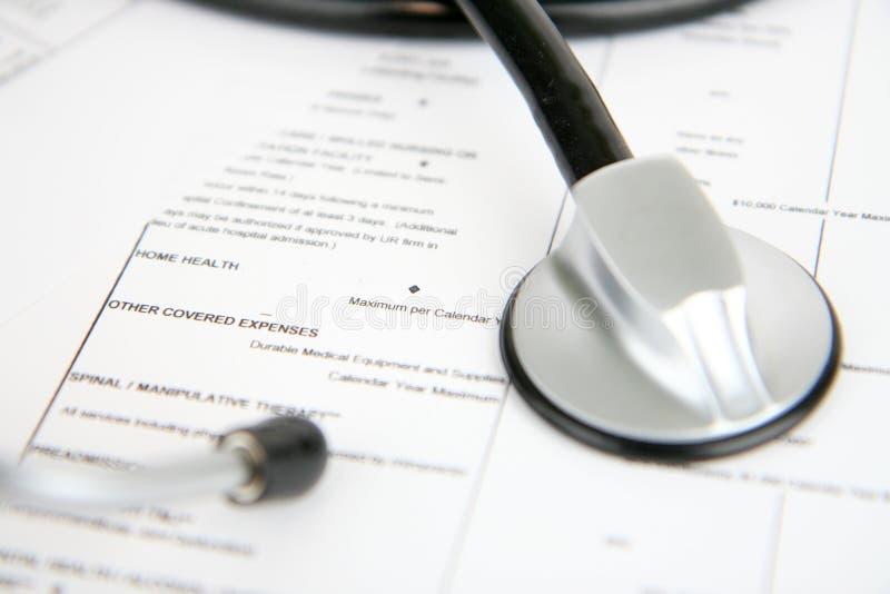 ubezpieczenie medyczne obrazy stock