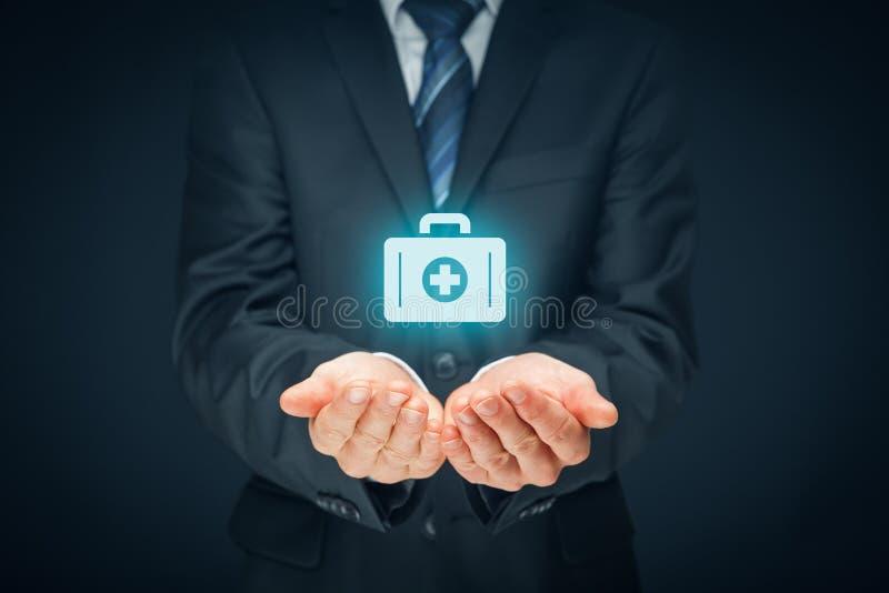 Ubezpieczenie Medyczne fotografia stock