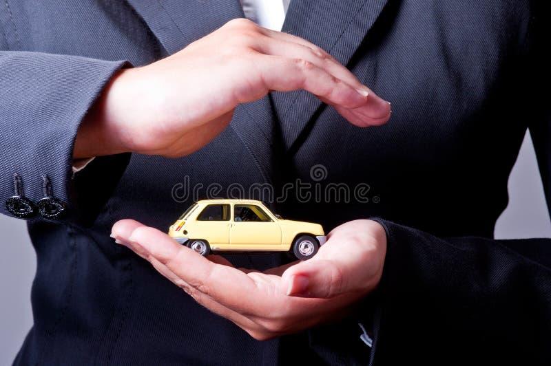 ubezpieczenie samochodu zdjęcie royalty free