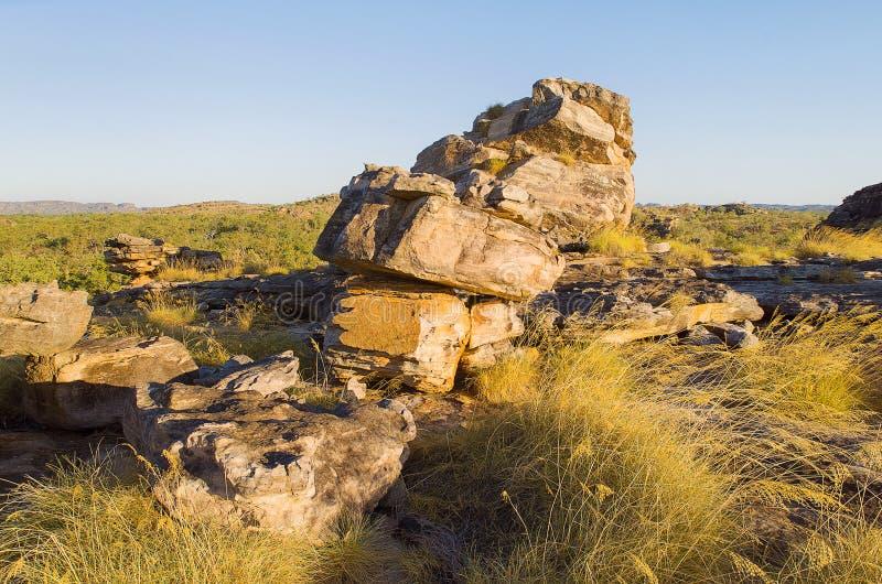 Ubirr Kakadu. Ubirr, East Alligator region of Kakadu National Park in the Northern Territory, Australia, known for Aboriginal rock art. It consists of rock stock photos