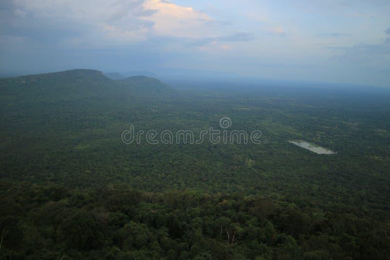 Ubonratchathani thailand travel tree moutian royalty free stock image
