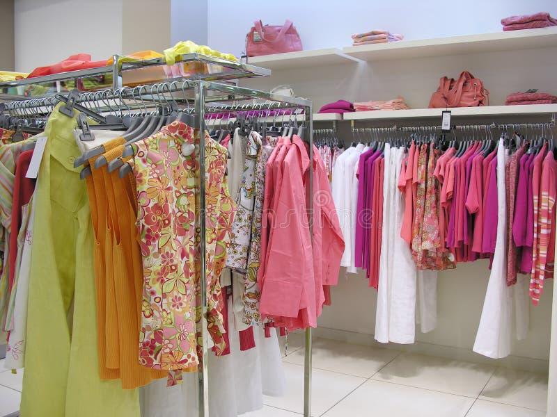ubrania do sklepu