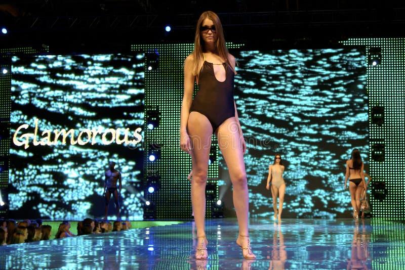 ubrania show obraz royalty free