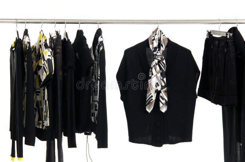 ubraniowa moda obrazy stock