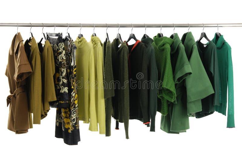 ubraniowa moda fotografia royalty free