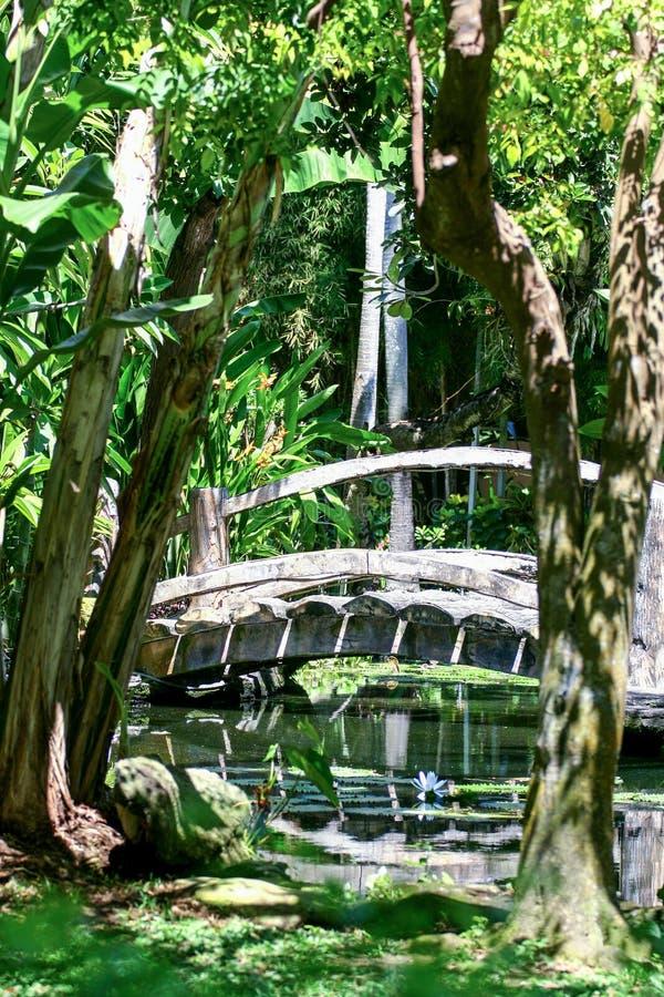 2010 08 10, Ubud, Bali Éléments authentiques décoratifs du bâtiment Une architecture antique de Bali photographie stock