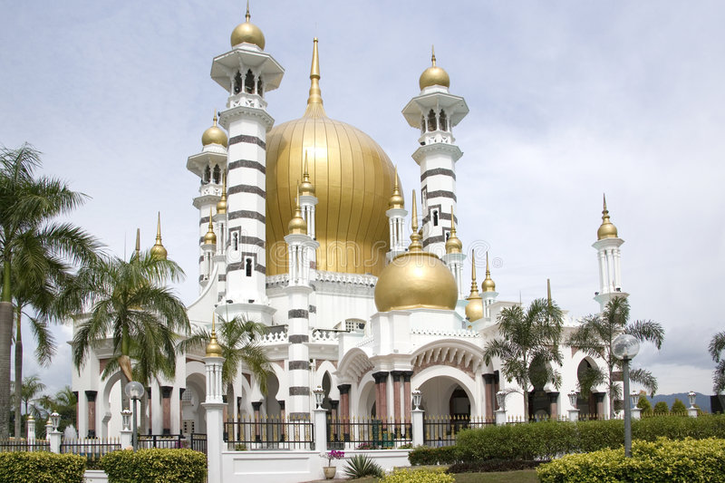 Download Ubudiah Mosque stock photo. Image of mission, basilica - 1727214