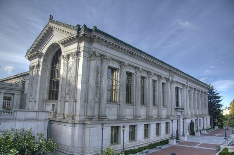 Uc Berkeley fotografía de archivo libre de regalías